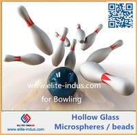 Bowling use Hollow Glass Microspheres package each carton