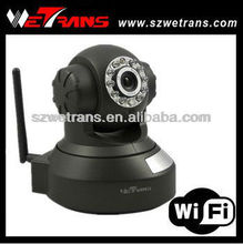 WETRANS TI6908W CE FCC ROHS Multi View IP Wireless Camera