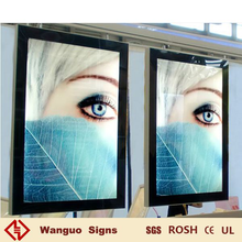 waterproof picture frame led magnetic light box