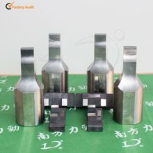 importados de plástico de la máquina de soldadura por ultrasonidos cuerno