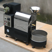 1kg beautiful color small mini coffee roasting machines factory price with free tool box