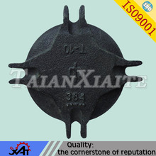 shell mold casting water meter cover