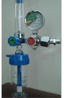 Portable medical oxygen inhaler/ oxygen regulator