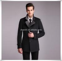 2015 european fashion winter coats men winter coat wool