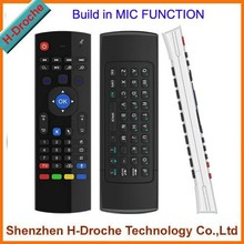 new arrival for air mouse! USB 2.4G wireless air fly mouse +keyboard combo for smart tv xxx arab 2.4g air mouse