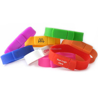 Cheap 64 gb usb flash drive bracelet