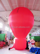 2015 Popular commercial inflatable advertising/inflatable floating advertising balloon