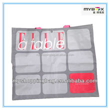 wholesale price customized laminated shopping polypropylene fashion Europe standard pp woven bag