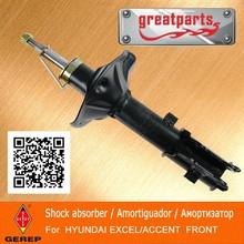 High quality front amortiguadores for HYUNDAI EXCEL/ACCENT 5466122150 5466122152