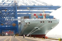 freight forwarder in foshan to kolkata by NCL