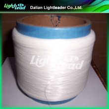Embroidery photo luminescent glow polyester yarn