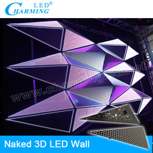 3D effect led wall panels,electronic led display