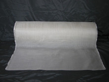 High temperature resistant fiberglass mesh fabric for steel casting filtration