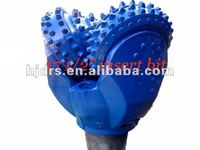 API 17 1/2 tungsten carbide drill bit journal bearing material with many IADC codes for oil field drilling