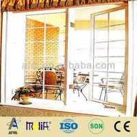 AFOL Environment friendly PVC doors and windows