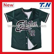 custom sublimated toddler baseball jersey