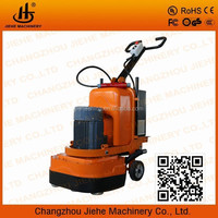 China new design concrete floor grinder with vacuum for without dust JHY600