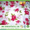 China top ten selling products design nonwoven fabric,wall paper ,fabric printed