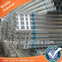 20mm electrical conduit pipe/20mm galvanized steel pipe size