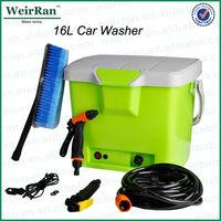 (10129) dc 12v electrical portable car washing machine, car wash supplier