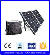 high output 140w folded solar panel kit for camping from china pv module wholesale supplier