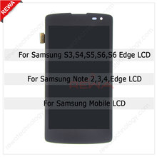 Top Grade Quality for Samsung Galaxy Note Edge N915 LCD Touch Factory Directly
