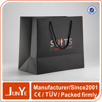 2015 hot sale girls shopping dress clothes gift paper bag