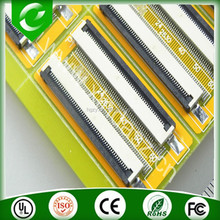 Stock board 0.5mm 54pin FFC FPC extend adaptor convertor board with 39mm length 20mm width