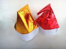 Custom Colorful Animated Santa Hat
