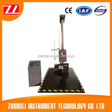 single arm Package drop impact test machine