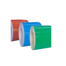 Factory color painted PPGI for Ral 9012 roofing and wall steel