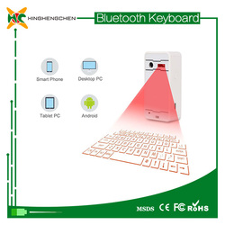 Portable Virtual Bluetooth Projection Laser keyboard Computer Keyboard