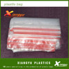 Clear plastic rice bag zip lock bag for rice