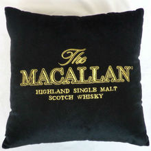 customize embroidered new designs linen outdoor sofa cushion