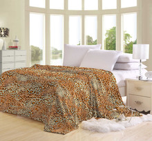 animal skin wild home use and picnic use blanket