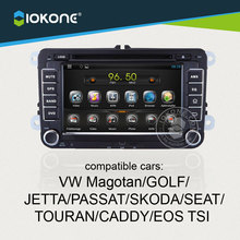 Factory supply android car audio system with 3G/WIFI/CANBUS for Magotan