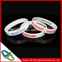 high quality custom olympic silicone wristband