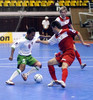 SUGE Indoor Suspended Sports Flooring For Futsal Court, Very Popular Futsal Flooring