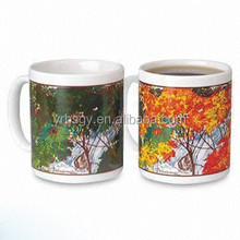 11OZ Ceramic Customized Mug in kinds of shapes