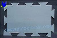 Best price for Polypropylene Plastic Cardboard Temporary Floor Protection