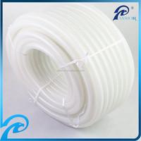 Food Grade Pure Fiber Braided Medical Silicon Rubber Tube/Pipe