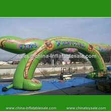 HUACANG giant inflatable event arch/advertising arch for sale,welcome custom order