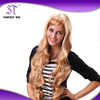 2015 big sale fashion synthetic machine made wig for women