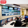 Security center lcd video wall with security lcd monitors