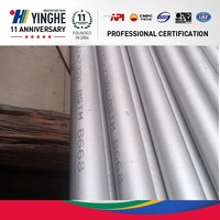 large diameter thin wall galvanized seamless steel pipe