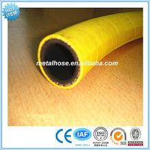 "3/8"" High pressure flexible/soft air/oxygen compressor rubber hose/pipe"