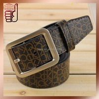 New Design men strap waistband Cheap and Good Fashion Quality Letter Printed Man Buckle Wholesale Belts (NSP057)
