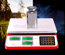 Measurement Instruments/ Digital Weighing Scales With Electronic Keyboard