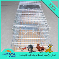 2015 wholesale wild live animal trap and cage
