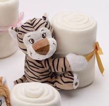 Plush Animal Pillow Blanket,Plush Animal Baby Blanket,Plush Soft Blanket For Baby
